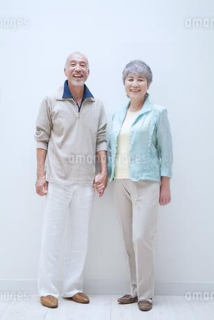 日本人シニア夫婦の写真素材 [FYI02010085]