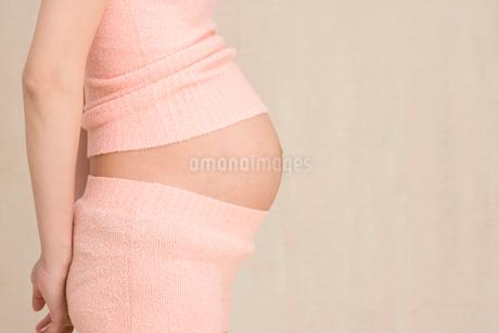 妊婦のお腹の写真素材 [FYI02010181]