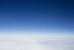 雲海と青空の写真素材 [FYI02012013]