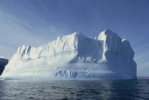 氷山の写真素材 [FYI02012717]
