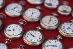 懐中時計の写真素材 [FYI02013418]