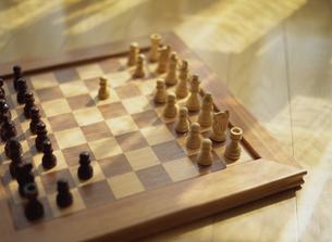 チェスの写真素材 [FYI02014457]