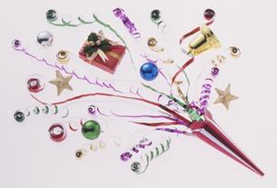 クリスマス・クラッカーイメージの写真素材 [FYI02015166]