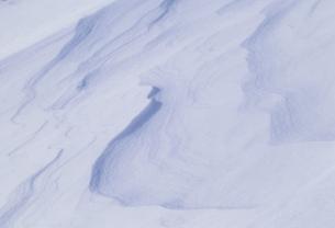 雪の層の写真素材 [FYI02015518]