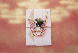 祝儀袋の写真素材 [FYI02015591]