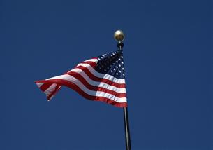星条旗の写真素材 [FYI02015764]