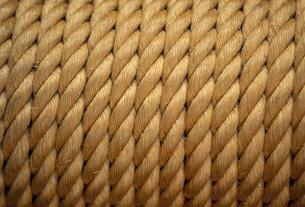 ロープの写真素材 [FYI02016030]
