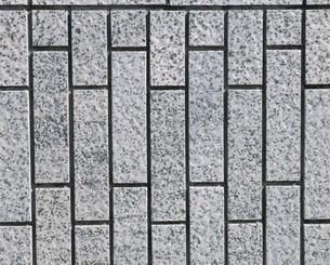 タイル塀の写真素材 [FYI02016163]