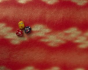 お手玉の写真素材 [FYI02016210]