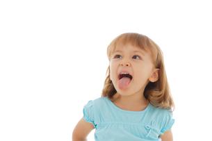 女の子のポートレートの写真素材 [FYI02016898]