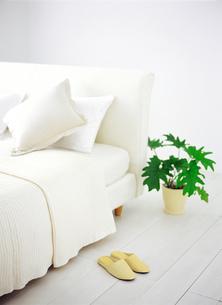 ベッドルームイメージの写真素材 [FYI02021924]