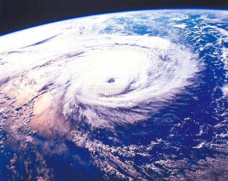 宇宙から見た地球の写真素材 [FYI02022337]
