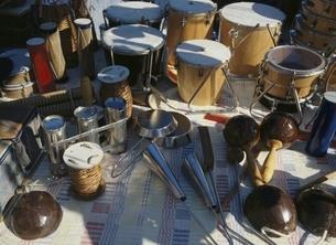 コパカバーナのフリーマーケットにての写真素材 [FYI02022932]