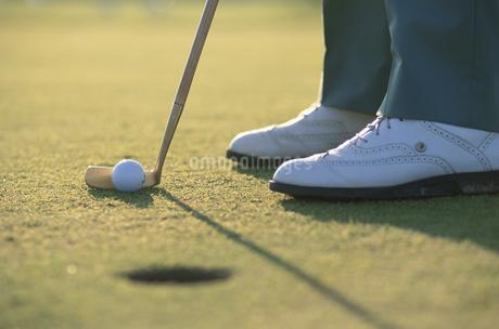 ゴルフイメージの写真素材 [FYI02023204]