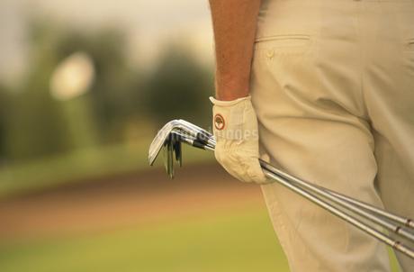ゴルフイメージの写真素材 [FYI02023567]
