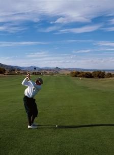 ゴルファーの写真素材 [FYI02024318]