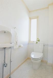 トイレと洗面所イメージの写真素材 [FYI02024680]