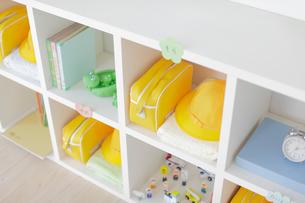 無人の幼稚園の教室の写真素材 [FYI02029076]