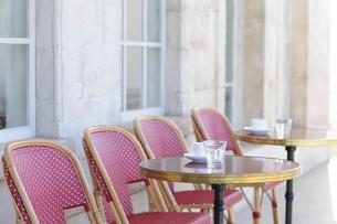 海外カフェのイメージの写真素材 [FYI02029661]