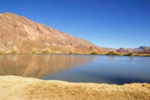 ポトシの湖の写真素材 [FYI02034088]