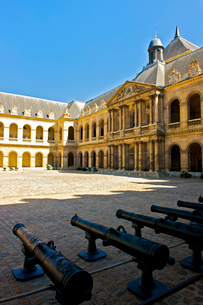 パリのアンヴァリッドの写真素材 [FYI02034780]