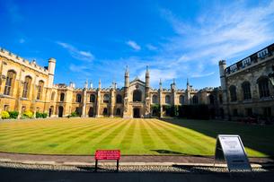 ケンブリッジ大学の写真素材 [FYI02035155]
