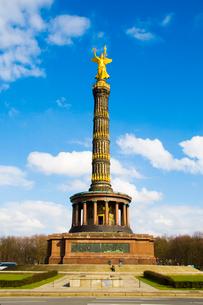 ベルリンの戦勝記念塔の写真素材 [FYI02035208]