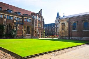ケンブリッジ大学の写真素材 [FYI02035900]