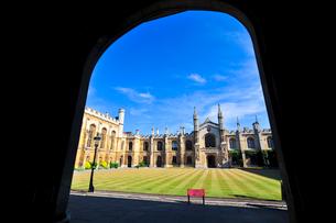 ケンブリッジ大学の写真素材 [FYI02036484]