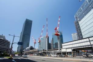 東京駅八重洲口の写真素材 [FYI02037025]