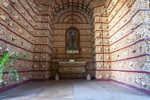サンフランシスコ教会の骸骨礼拝堂の写真素材 [FYI02037336]