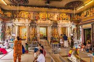 スリ・ヴィーラマカリアマン寺院の写真素材 [FYI02039046]
