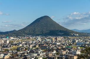 讃岐富士の写真素材 [FYI02039456]