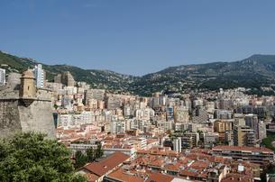モナコの町並みの写真素材 [FYI02039944]