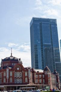東京駅丸の内駅舎の写真素材 [FYI02040116]