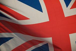 イギリス国旗の写真素材 [FYI02040273]