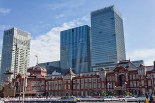 東京駅丸の内駅舎の写真素材 [FYI02040324]