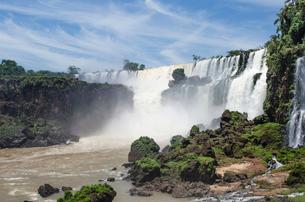 イグアスの滝の写真素材 [FYI02041524]