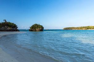 石垣島の海の写真素材 [FYI02042274]