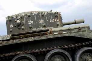 戦車の写真素材 [FYI02042410]
