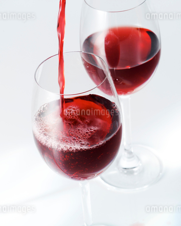 赤ワインの写真素材 [FYI02042986]