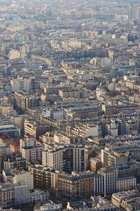 パリの街並み 建築物の写真素材 [FYI02043115]