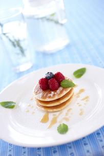 パンケーキの写真素材 [FYI02043159]