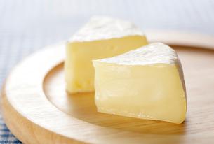 カマンベールチーズの写真素材 [FYI02043253]