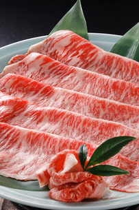 牛肉の写真素材 [FYI02043277]