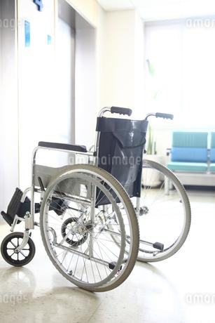 車椅子の写真素材 [FYI02043294]