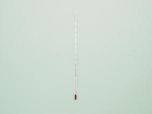 温度計の写真素材 [FYI02043440]