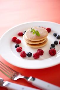 パンケーキの写真素材 [FYI02043539]