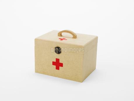 救急箱の写真素材 [FYI02043646]