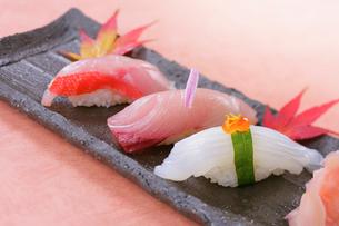 握り寿司の写真素材 [FYI02043785]
